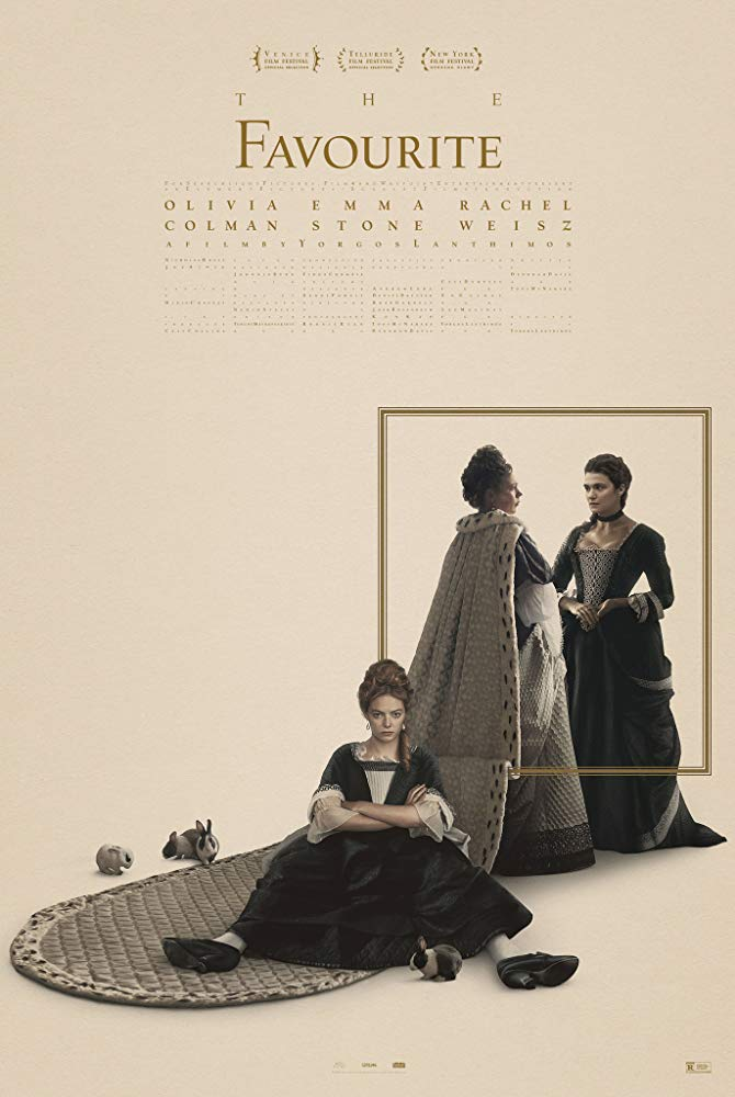 The Favorite Poster
